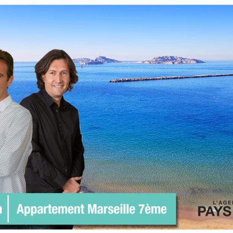 Mise en location réussie d'un appartement T2 sur Septèmes-les-Vallons