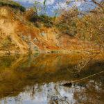 A vendre terrain loisir riviere 1311 coudoux