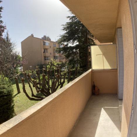 Bouc Bel Air  : Appartement T3 terrasse + jardin + Garage + Parking