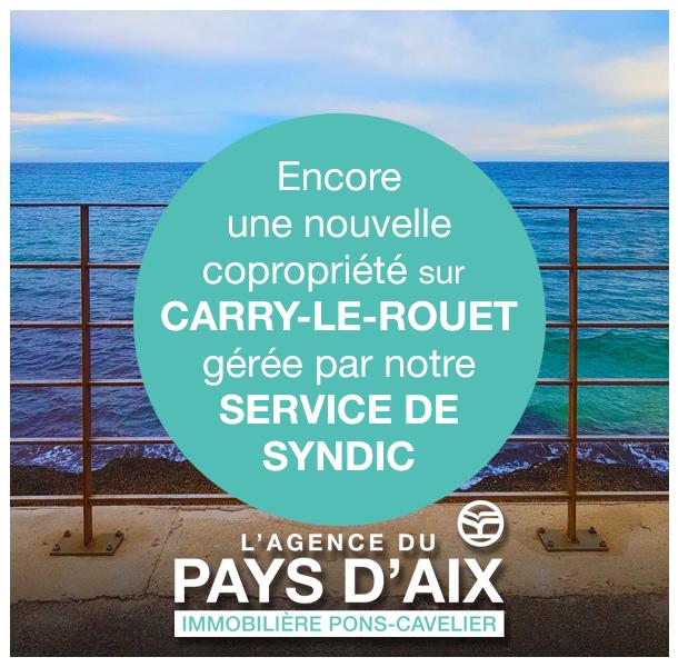 Carry-le-Rouet (13620) : Un nouveau succès pour notre service syndic de copropriété.