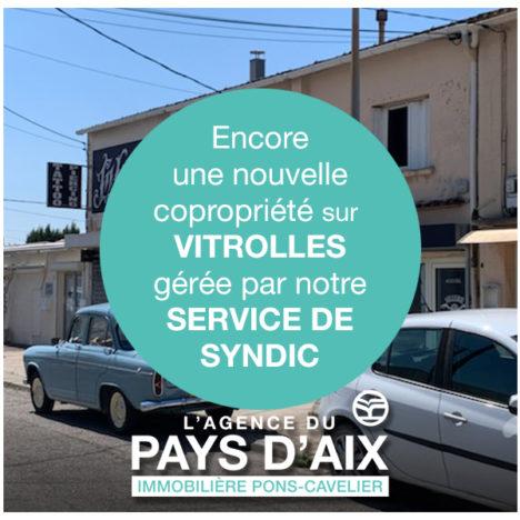 Mise en location réussie pour cet appartement T3 sur Aix En Provence