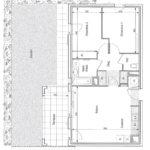 plan appartement t3 bouc bel air 13320