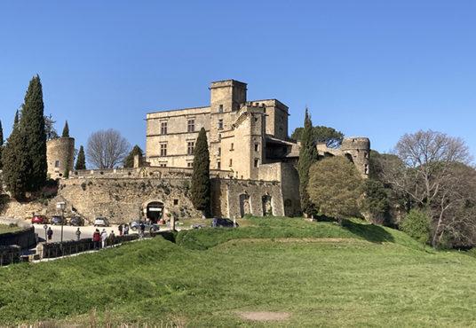 lourmarin maison en pierre a vendre centre village le chateau