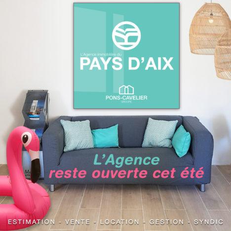 Encore une maison vendue ! sur Marseille 13015