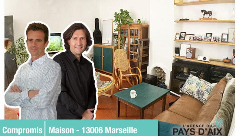 compromis maison 13006 marseille