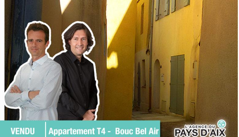 APPARTEMENT T4 13320 BOUC BEL AIR